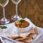 Roasted Vegetable Dip with Tahini