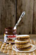 Nutella Sandwich Cookie