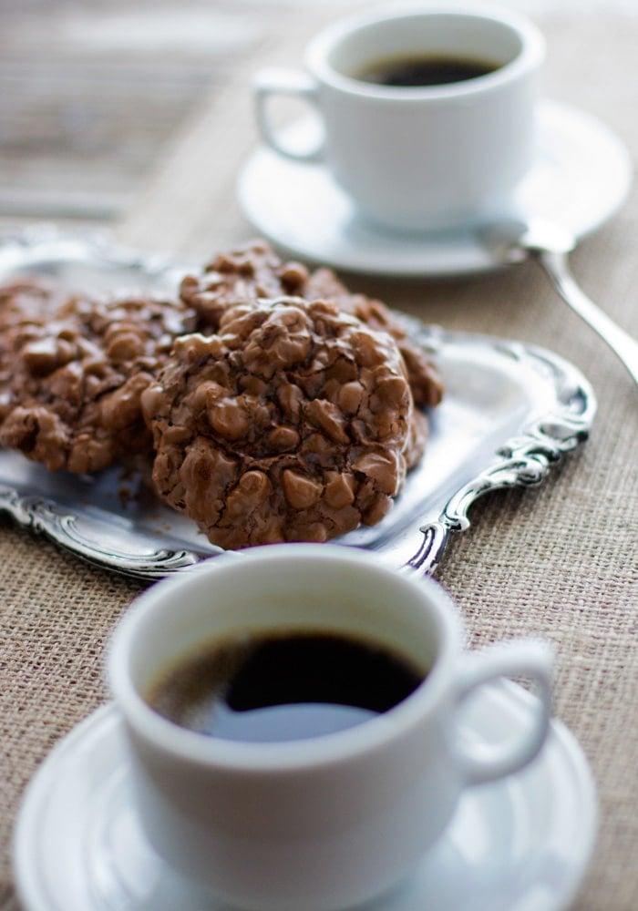 Chocolate Peanut Butter Globs
