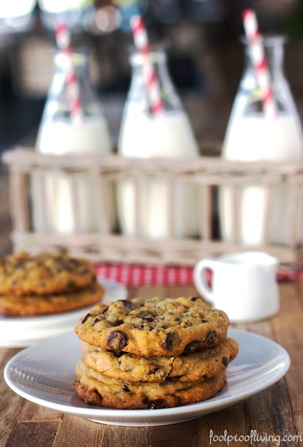 DoubleTree Hotel's Chocolate Chip Cookies - Foolproof Living