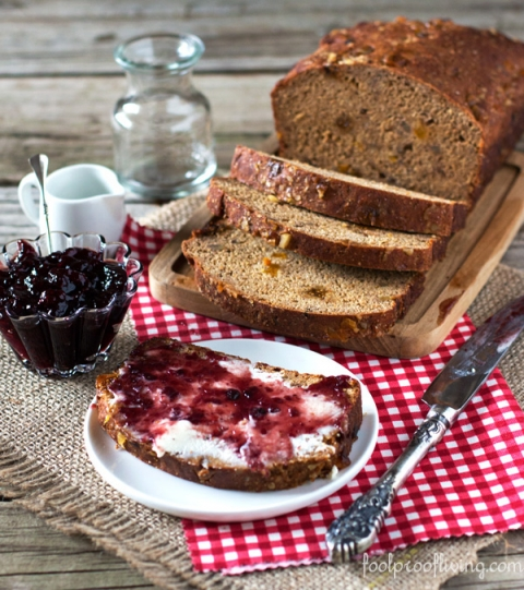Yogurt and Molasses Bread