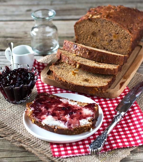 Yogurt and Molasses Bread