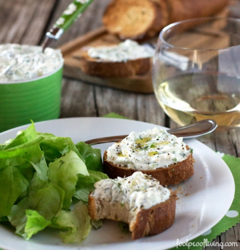 homemade ricotta cheese  foolproof living