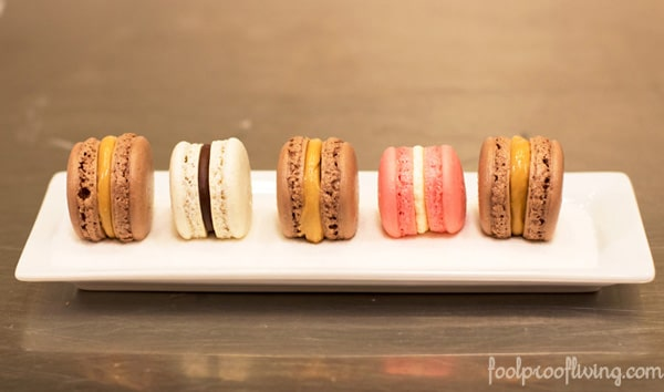 Valentine Macarons {A Cooking Class}