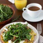 West Egg's Portobello Frittata