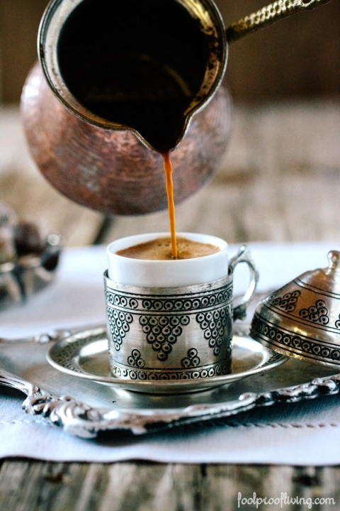 Amount Of Coffee For Turkish Coffee