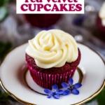 Ina Garten's Red Velvet Cupcake Recipe