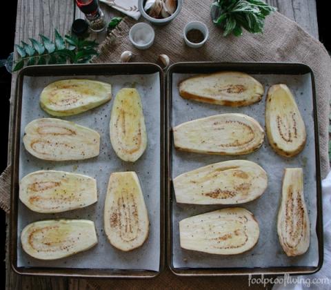 Eggplant Involtini