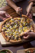 Whole-Wheat Pizza Crust