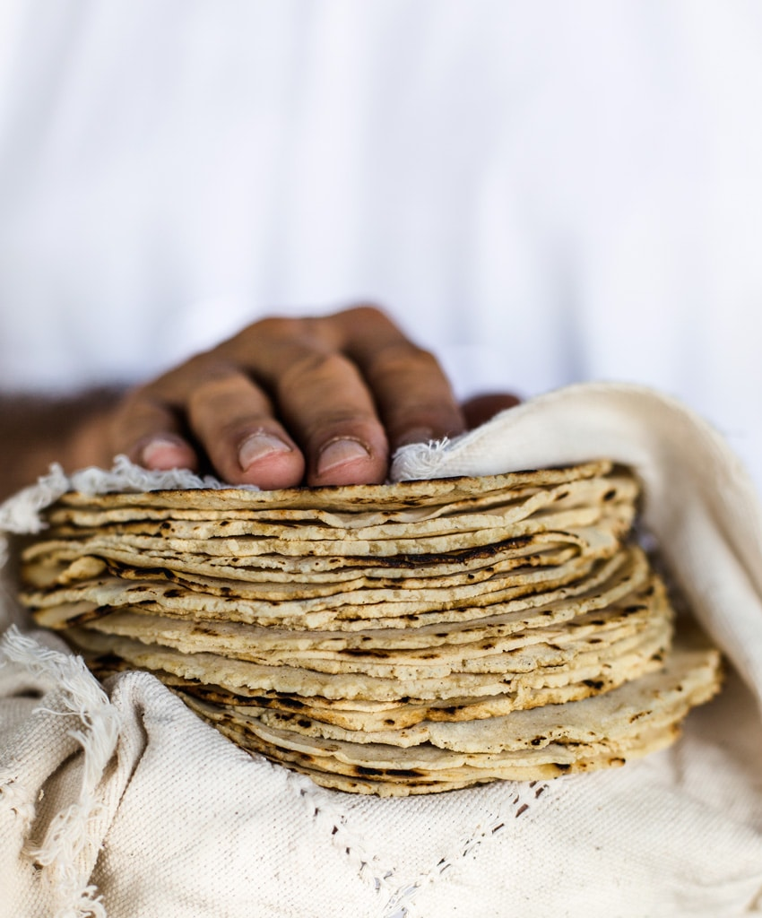 Learn How To Make Homemade Corn Tortillas With Step By Step Photos