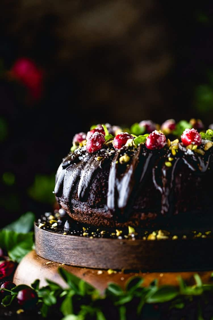 The Ultimate Chocolate Bundt Cake - Foolproof Living