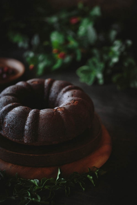 The Ultimate Chocolate Bundt Cake