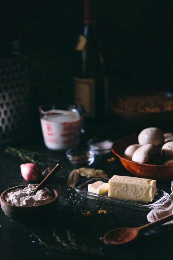 Oxtail Macaroni Gratin