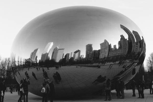 Three Weeks in Chicago