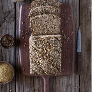 Millet and Buckwheat Bread