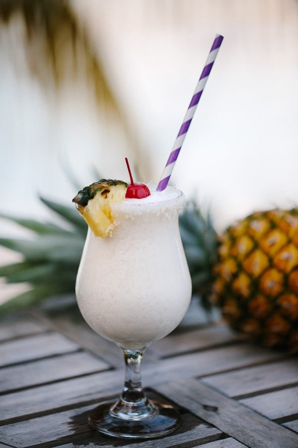 How To Make Pina Colada Drinks Virgin