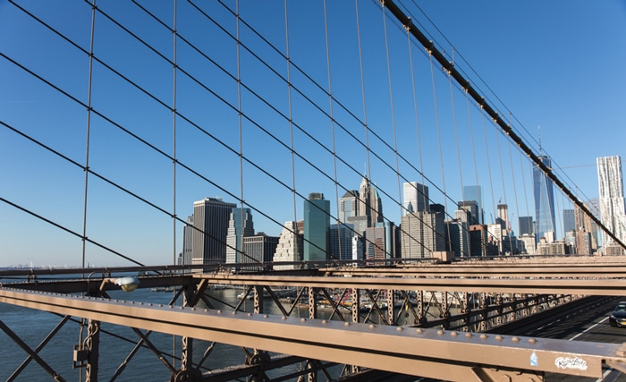 A Weekend Trip to New York City