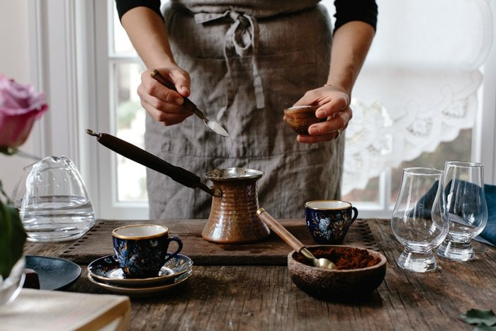 How to Make Turkish Coffee F52