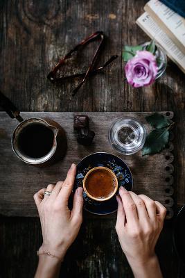 How to make Turkish Coffee F52
