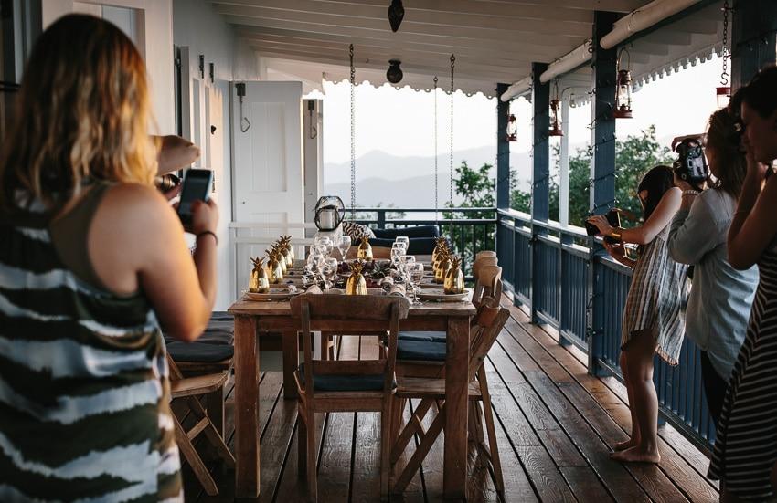 First We Eat Events British Virgin Islands Workshop