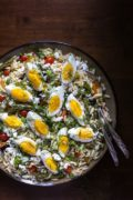Mediterranean-Style Orzo Salad with Spring Vegetables