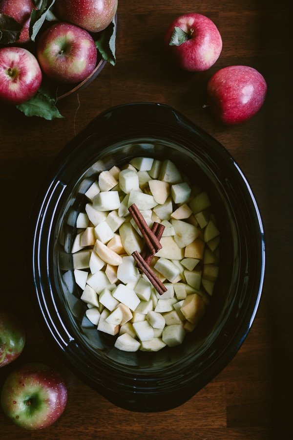 Unsweetened applesauce recipes with fresh apples