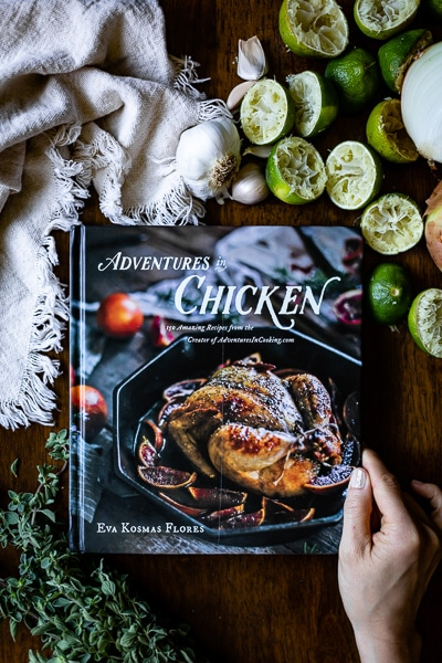 Eva's Book - Where this cornish game hen recipe is from