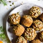 Easy Pumpkin Oatmeal Muffin Recipe