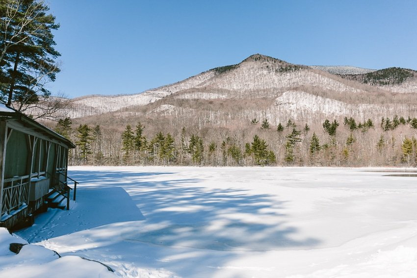Photos from our new home: Manchester Vermont