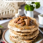 Learn how to make Buckwheat Panckes