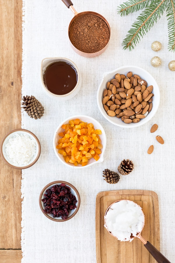 Almond Bark Ingredients