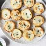Recipe Image for Muffin Pan Potatoes Recipe