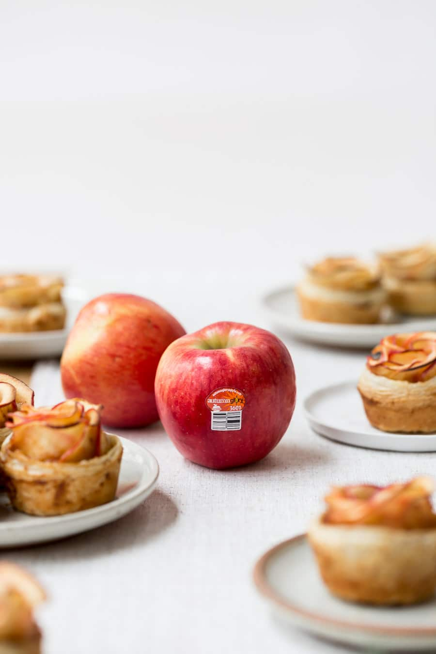 How To Make Apple Roses - Showcasing Autumn Glory Apples