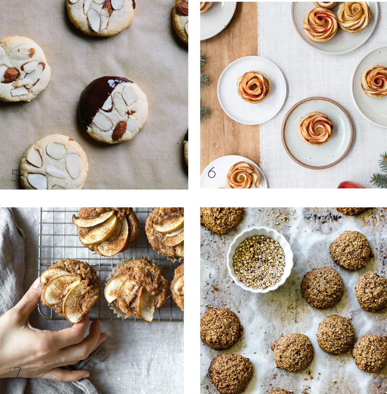 A compilation of my favorite recipes for Christmas Baking
