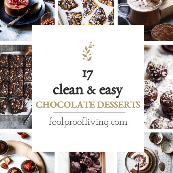 Easy Chocolate Desserts