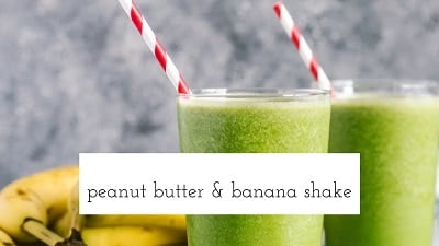 peanut-butter-spinach-shake
