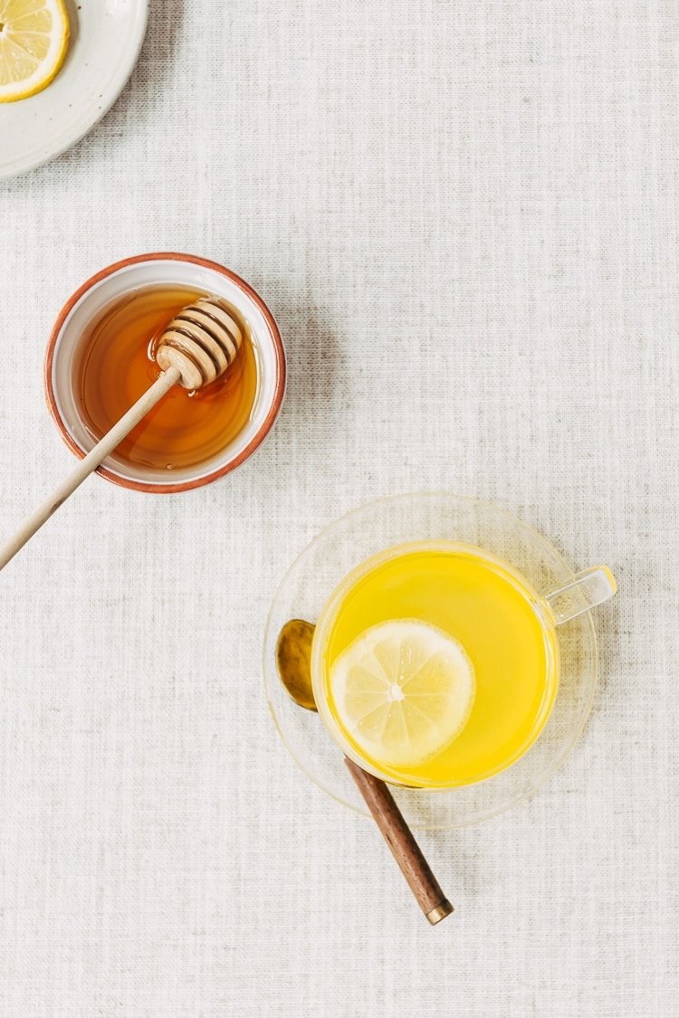 Turmeric Ginger Tea - Foolproof Living