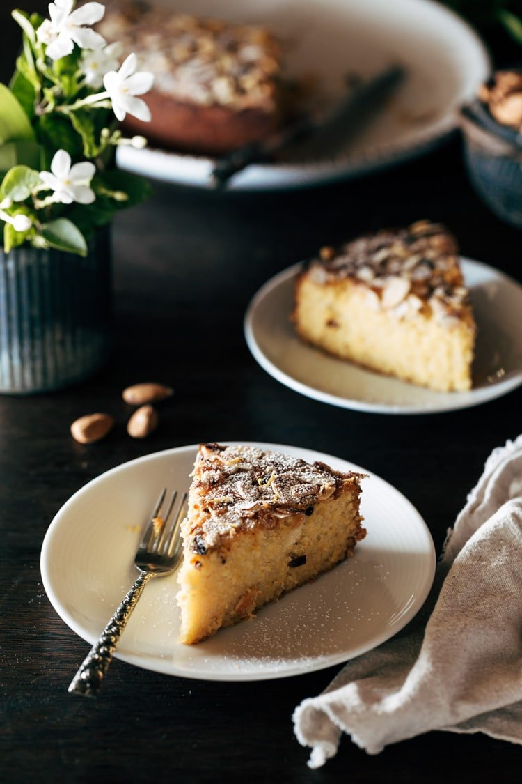 Almond Flour Cake recipes from scratch