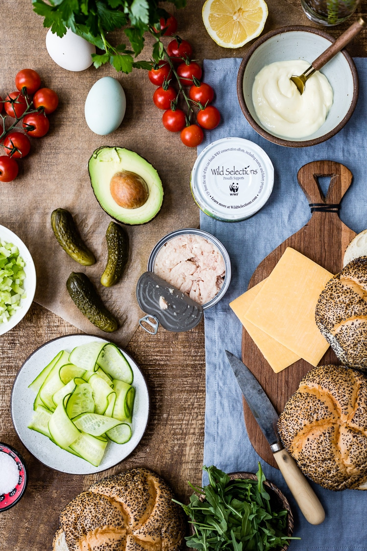 30-Minute Tuna Melt Sandwich Recipe - Foolproof Living