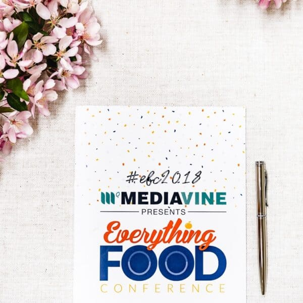 my takeaways from Everything Food Blogging Conference 2018