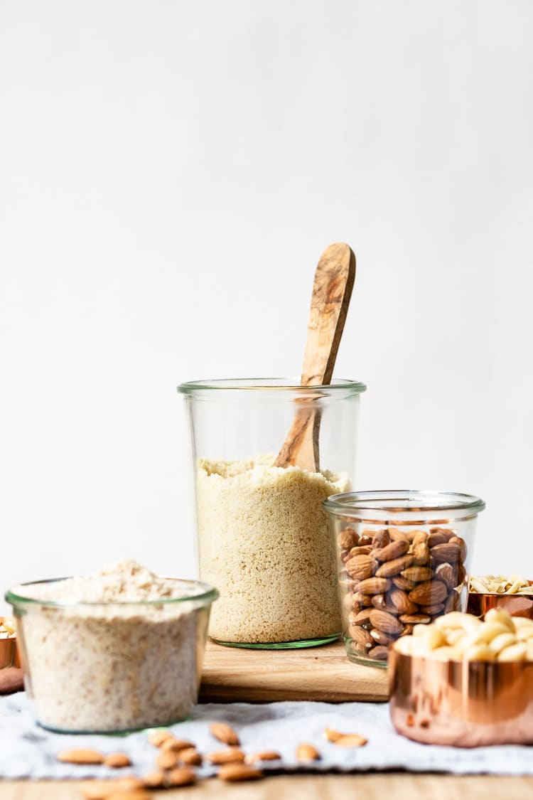 Learn how to make almond flour at home cheap