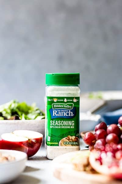 Ranch seasoning for the recipe