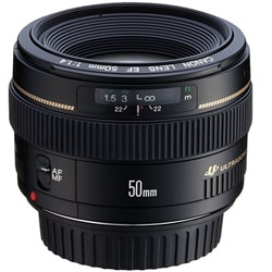 Canon 50 mm f/1.4