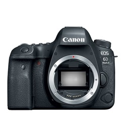 Canon 6d Mark II - the camera I mostly use for videos