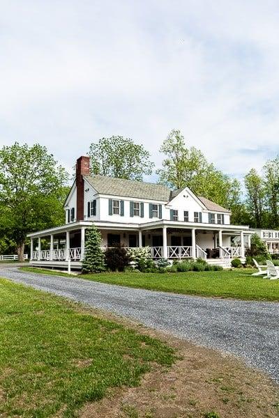 Hill Farm Inn Vermont