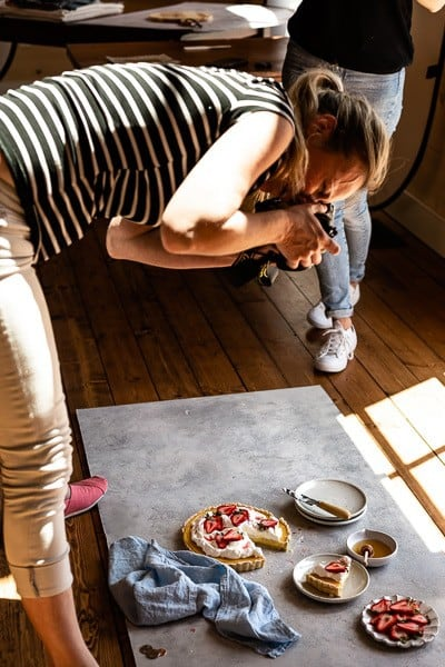 Food Photography Classes in Vermont