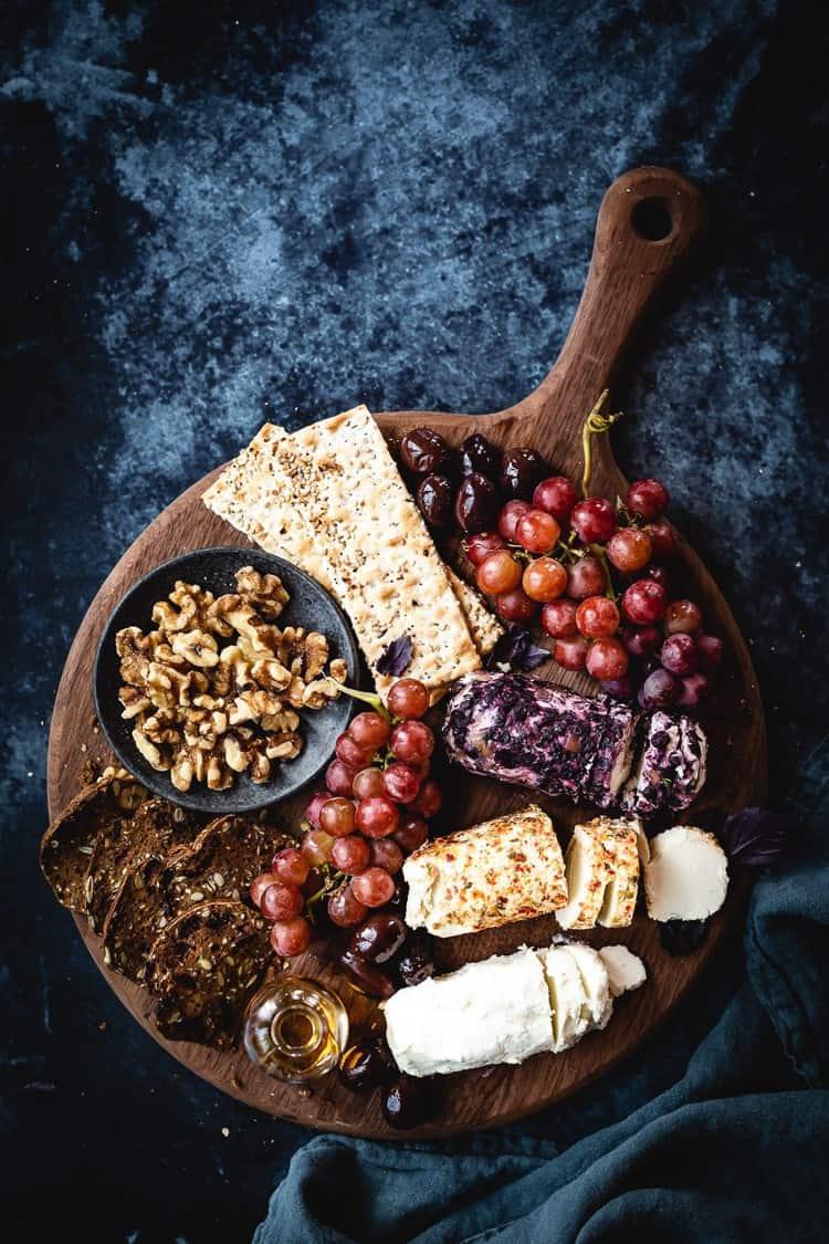 Vermont Creamery Cheese Board