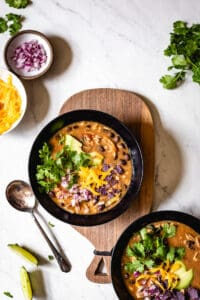 Healthy Easy Chicken Chili Recipe