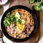 Easy Chicken Chili Recipe Image