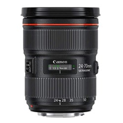 Canon 24-70mm f/2.8 Lens